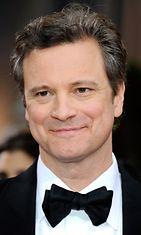2012 Colin Firth Oscar-gaalassa