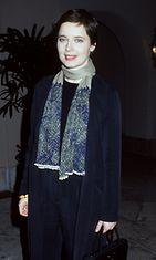 Isabella Rossellini vuonna 1998.