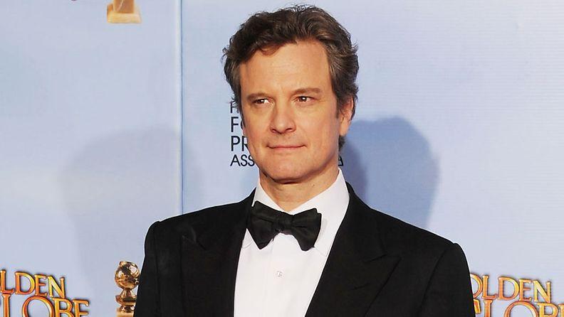 Colin Firth vuonna 2012.