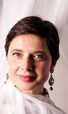 Upea Isabella Rossellini vuonna 2005.