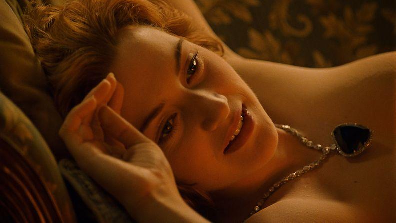 Kate Winslet Titanic-elokuvassa.