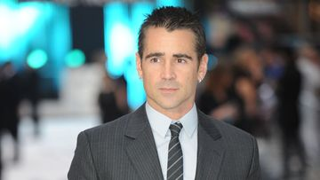 Colin Farrell on koukussa joogaan.