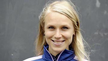 Minna Kauppi pääsi eroon sairauskierteestä.