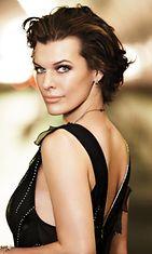 Milla Jovovich on Avonin tuoksukasvo.