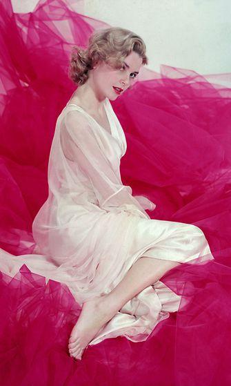 1953: Grace Kelly 1950-luvulla.