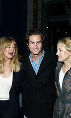 oldie Hawn, Oliver Hudson ja Kate Hudson 2003.