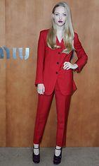 2012: Amanda Seyfried Pariisin muotiviikoilla.
