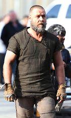 Russell Crowe elokuvassa Noah.