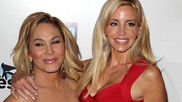 Beverly Hillsin täydelliset naiset; Adrienne Maloof ja Taylor Armstrong