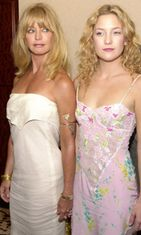 Goldie Hawn ja Kate Hudson vuonna 2000