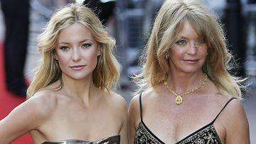 Kate Hudson ja Goldie Hawn vuonna 2005