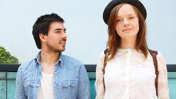 Duo Eva & Manu ovat rakastavaisia ja tekevät töitä yhdessä musiikkinsa parissa.