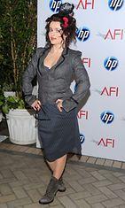 Helena Bonham Carter AFI Awardseissa vuoden 2011 alussa.