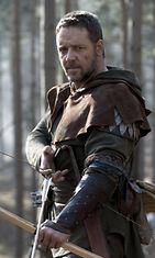 Russell Crowe elokuvassa Robin Hood