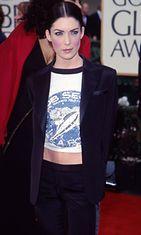 Lara Flynn Boyle tammikuussa 2000.