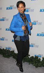 Alicia Keys Los Angelesissa maaliskuussa 2012.