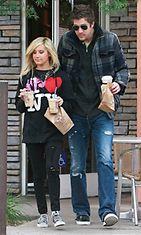 Ashley Tisdale ja Scott Speer