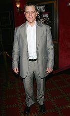 Matt Damon syyskuussa 2006.