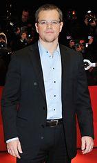 Matt Damon helmikuussa 2013.