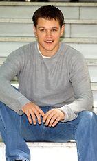 Matt Damon syyskuussa 2002.