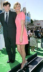 Mike Meyers ja Cameron Diaz, Shrek-trilogian päätösosan ensi-ilta 2007