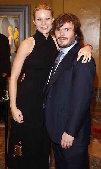 Gwyneth Paltrow ja Jack Black, Hal ja iso rakkaus -ensi-ilta, 2001
