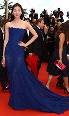 Liu Wen, All Is Lost -ensi-ilta,  The 66th Annual Cannes Film Festival