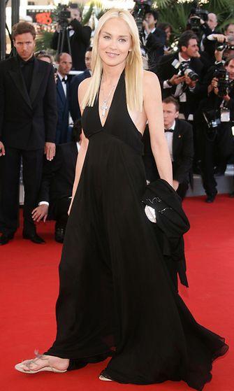 Sharon Stone, Cannes 2006