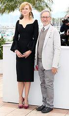 Nicole Kidman ja Steven Spielberg 15.5.2013