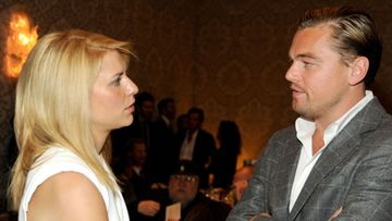 Claire Danes ja Leonardo DiCaprio 2012