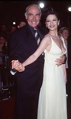 Sean Connery ja Catherine Zeta-Jones, 1999