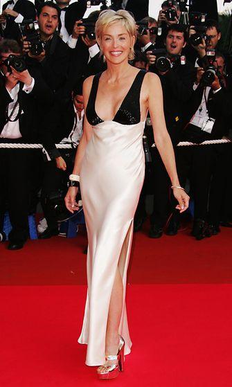 Sharon Stone, Cannes 2007