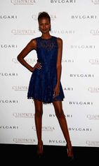 Malli Yasmin Warsame  Cleopatra-cocktailtilaisuudessa,  The 66th Annual Cannes Film Festival