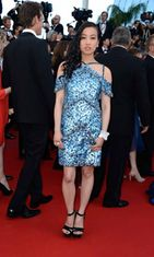 Yi Zhou Cleopatra-ensi-illassa,  The 66th Annual Cannes Film Festival