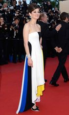 Marion Cotillard Blood Ties -ensi-illassa,  The 66th Annual Cannes Film Festival