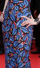 Nicole Kidman Inside Llewyn Davis -elokuvan ensi-illassa 19.5.2013.