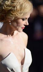 Nicole Kidman Zulu-elokuvan ensi-illassa 26.5.2013.
