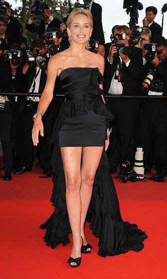Sharon Stone, Cannes 2009