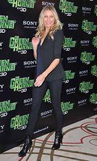 The Green Hornet -elokuva Pariisissa 2010