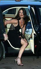 Catherine Zeta Jones 2002