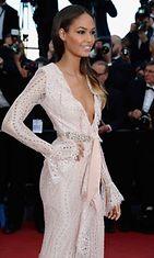 Joan Smalls, Cleopatra-ennakkonäytös, 66th Annual Cannes Film Festival 2013