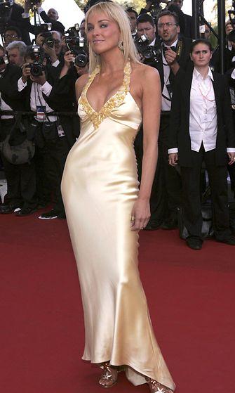 Sharon Stone, Cannes 2005