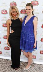 Kat Graham ja Carly Steel The Stella Artois Suitessa,  The 66th Annual Cannes Film Festival