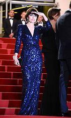 Kristin Scott, Only God Forgives -ensi-ilta,  The 66th Annual Cannes Film Festival