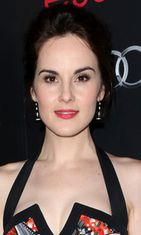 2013: Michelle Dockery Screen Actors Guild Awards -palkintogaalan ennakkojuhlissa2013: Michelle Dockery Screen Actors Guild Awards -palkintogaalassa.
