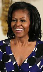 Marraskuu 2012: Michelle Obama