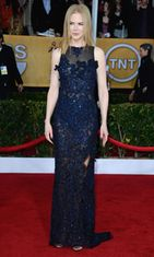 2013: Nicole Kidman Screen Actors Guild Awards -gaalassa.