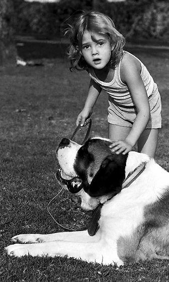 Drew Barrymore 1982
