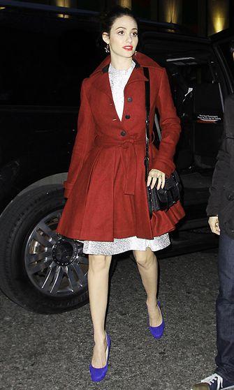 15.1.2013: Emmy Rossum