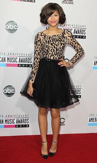 18.11.2012: Zendaya Coleman